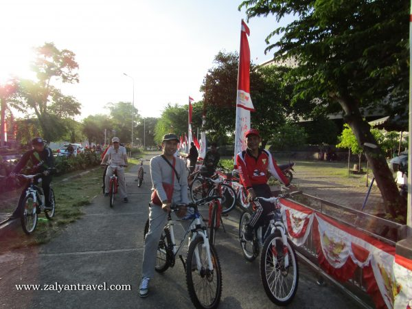 Banda Aceh Cycling Halfday Trip