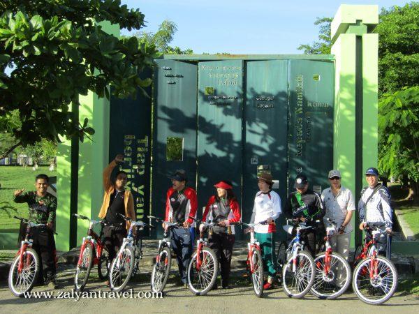Banda Aceh Cycling Halfday Trip